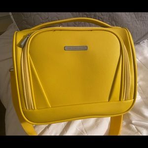 United Colors of Benetton yellow shoulder bag